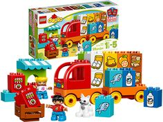 LEGO DUPLO - My First Truck by Lego Systems, Inc. - $19.95