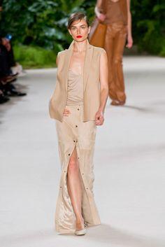Akris, Paris Fashion Week, Spring 2013