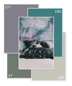 271: Brassica, 288: Vardo, 285: Cromarty, 47: Green Smoke (Image: Pinterest)