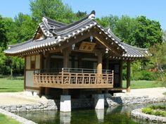 Frankfurt's Korean house