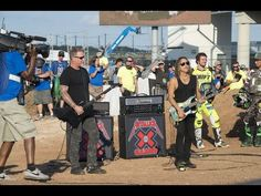 Metallica Shred National Anthem at X Games | Rolling Stone