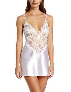 Dreamgirl Women's To Have and To Hold Satin Charmeuse Chemise and Thong, White, Large Dreamgirl,http://www.amazon.com/dp/B00AO5NXVE/ref=cm_sw_r_pi_dp_XrpFtb1EM7CQXZKB