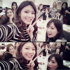 SNSD Girls Generation ot9
