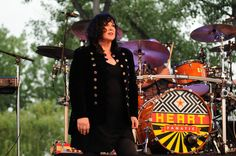 Ann Wilson of Heart perform July 8, 2012 at The Hudson Gardens And Event Center