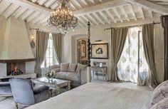 The Unicorn Suite at Borgo Santo Pietro, Tuscany