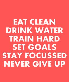Never Give UP ... more motivation:  Weight Loss Motivation (Link)
