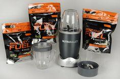 GIVEAWAY:  Twinlab 100% Whey Fuel + Nutribullet Blender System!