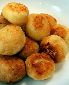 Cheese Dumplings ~Kaseknodel~ (1) From: Neo Homesteading, please visit