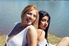 https://flic.kr/p/KNwjZ6 | Mother and daughter | Graça and Gabriela