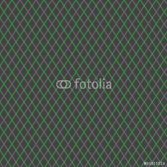 Vektor: dark seamless scalable background pattern with green lines