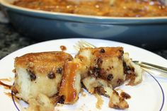 Bon Appetit Ultimate Sticky Buns, replaced Pecans with Mini Choco Chips for my picky kiddos!