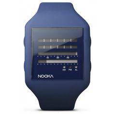 Nooka Zub Zenh 20 Watch - Midnight Blue