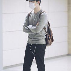 170227 D.O At Incheon Airport Arriving From Manila  .  .  .  .  .  © peachmellod  #exo #exok #exol #DO #Kyungsoo #DOkyungsoo #엑소 #디오 #경수 #도경수