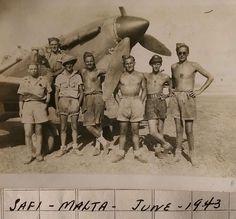 126 Squadron Harold Miller's Logbook