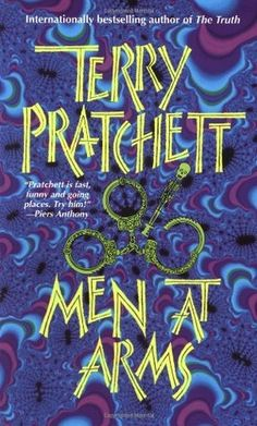 """FREE BOOK """"Men at Arms by Terry Pratchett""""  kickass book free audio epub page"""