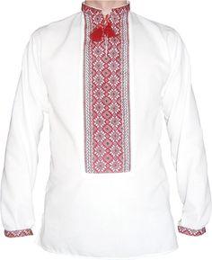 """#вишиванка чоловіча """"Українська класична """" (Арт. 00573), 540 ГРН."""
