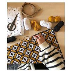 This project was so much fun to make Dit is Crochet Hooks, Free Crochet, Knit Crochet, Blanket Crochet, Crochet Bedspread Pattern, Tapestry Crochet Patterns, Chrochet, Crochet Crafts, Tatting