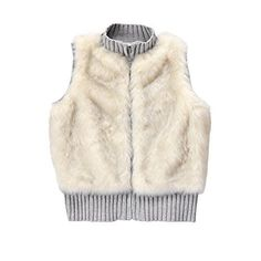 """Product review for Gymboree Girls' Grey Faux Fur Vest.  Grey Faux Fur zip front vest, great fashion for everyday       Famous Words of Inspiration...""""The best way to keep one's word is not to give it.""""   Napoleon Bonaparte — Click here for more from Napoleon..."""