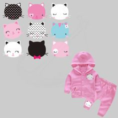 Cheap diy patch, Buy Quality designer patches directly from China patch design Suppliers: 9 designs/combo Cartoon Cute cat Phiz Children Clothing stickers DIY Patches Iron-on Transfers A-level Washable