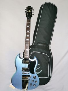 Epiphone SG Limited Edition G-400 w/Maestro Vibrato Electric Guitar and Gig Bag - Indian Creek Guitars