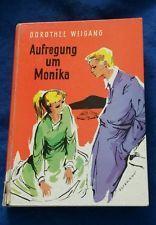 Aufregung um Monika  - Dorothee Weigang - Hirundo-Bücher - HC - ~1960