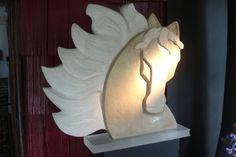 Sandstone Sculpture by Laura Rand Haleman