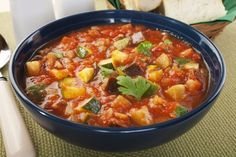 No passport required for this culinary adventure. Take a trip to Provence through this amazingly delicious ratatouille recipe. No matter the season, you'll feel like it's summer in France when Best Soup Recipes, Vegetable Soup Recipes, Vegetable Stew, Wine Recipes, Vegetarian Recipes, Healthy Recipes, Pressure Cooker Vegetable Soup, Pressure Cooker Recipes, Weigth Watchers