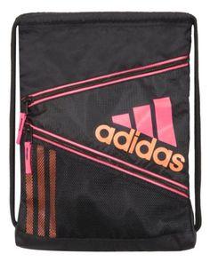 Adidas Closer Sackpack (Black Ultra Pop Pink)  22.00 2074cccd6440a