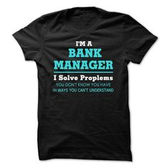 Awesome Bank Manager T Shirts, Hoodies, Sweatshirts. GET ONE ==> https://www.sunfrog.com/LifeStyle/Awesome-Bank-Manager-Tee-Shirts.html?41382