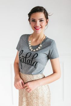 Adorable Falala Tees + Pullovers | New in The TomKat Studio Shop