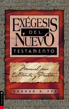Exegesis del Nuevo Testamento