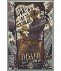Django Unchained Variant   Kelly Rich Kelly poster