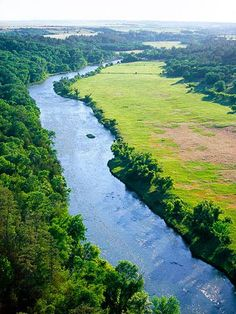 Canoe, bike or hike to experience the outdoor adventures of Niobrara River Valley. Nebraska, Wisconsin, Michigan, Canoe And Kayak, Vacation Spots, The Great Outdoors, North Dakota, Things To Do, Beautiful Places