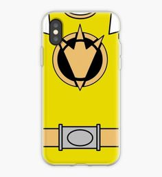 """""""Thunder Dino - White"""" iPhone Case & Cover by simplepete Adele, Power Ranger Birthday, White Iphone, Power Rangers, Sell Your Art, Thunder, Iphone Case Covers, Cover Design, Samsung Galaxy"""