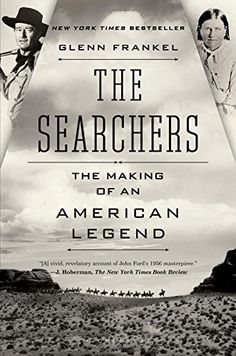 The #film, #TheSearchers, 1956, was based on a #novel by #AlanLeMay, who in turn based his book on the #true-life #story of #CynthiaAnnParker. As a nine-year-old girl, Parker was abducted by #Comanche #Indians from her prairie home in #1836 #Texas. It's essential reading for both #film #fans & #Texas #history buffs. #John #Wayne #westerns