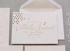 I like the way is invitation is addressed!