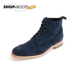 10742 SERRAJE AZUL #ShopBoots #Botasonline #botas #boots #Sendra