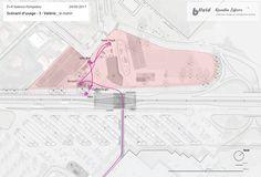 Parking-relais augmenté d'usages – Transdev – Quentin LEFEVRE   Urbanisme, Design et Cartographie sensible