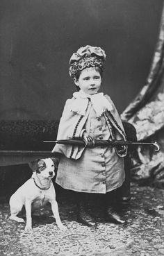 Princess Alice, Countess of Athlone nee Princess Alice of Albany