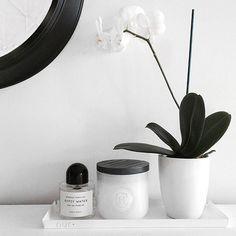 Uncomplicated elegance #circahome #byredo #orchid regram @myfabulousdesign