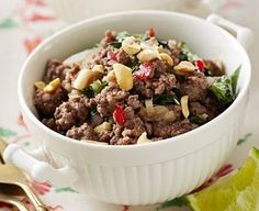 Ground Beef Recipes Lots-o-ideas :)