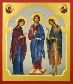 Orthodox Christianity, Religious Icons, Art Icon, Orthodox Icons, Jesus Christ, Pictures, Painting, Byzantine Art, Christian Art