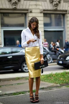Home and Delicious: style: the pencil skirt