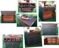 Primitive Country Furniture Decor