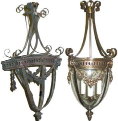 #lantern before & after #lighting #antiques #architecture #interiordesign #soho http://wsitch.co.uk