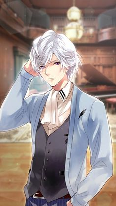 Read Mozart Amadeus Wolfgang from the story Ikemen Vampire by (Geanshie N~♡) with reads. Handsome Anime Guys, Cute Anime Guys, Hot Anime Boy, Midnight Cinderella, Anime Prince, Manga Couple, Kawaii, Anime Dolls, Anime Outfits