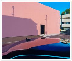 John Tierney - Paul Smith, Melrose Ave, LA, Late Afternoon