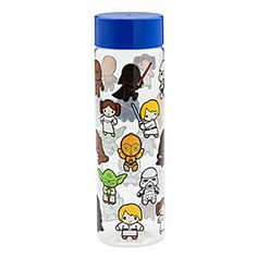 Star Wars MXYZ Twist Top Water Bottle | Disney Store Get with your stellar squad and take a giant sip from this MXYZ animated <i>Star Wars</i> water bottle. Vibrant character screen art and a screw-top lid are essentials for any on-the-go adventure.