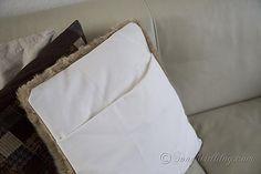Fur Pillow idea for Chelsey