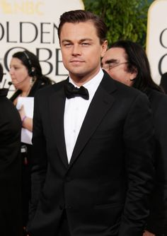 the most handsome in the  Golden Globes Awards